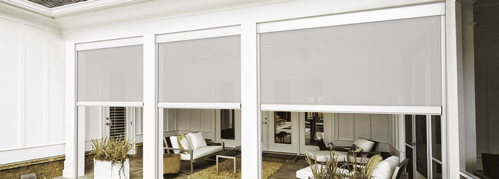Zipscreen Outdoorshades Outdoorroom