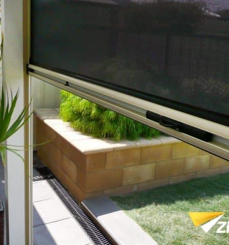 Ziptrak Outdoor Blind 12